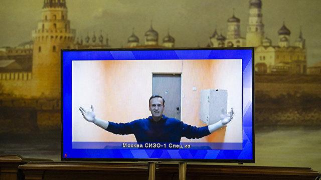 Breitbart (США): в деловом разговоре с Путиным Байден обошел стороной политзаключенного Навального