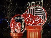 Празднование Нового года в странах Юго-Восточной Азии