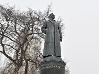 Памятник Ф. Э. Дзержинскому
