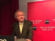 Американский журналист Франц-Оливье Гибер