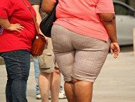 Люди с лишним весом