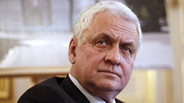 Бывший посол России во Франции Александр Орлов