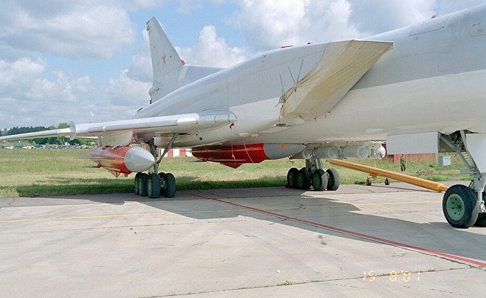 Российская крылатая ракета Х-32