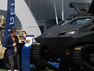 Что в украинском броневике-амфибии украинского?