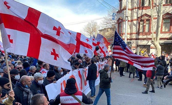 Грузия: тяжелое похмелье после американской гегемонии (Дума)