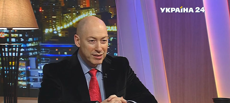 Дмитрий Гордон на #Україна24