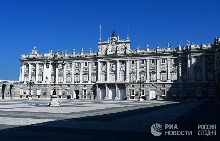 Города мира. Мадрид