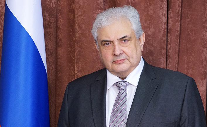 Посол России в Германии Сергей Нечаев