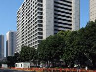 Здание национальнго полицейского агентства Японии