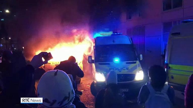 Беспорядки в Бристоле