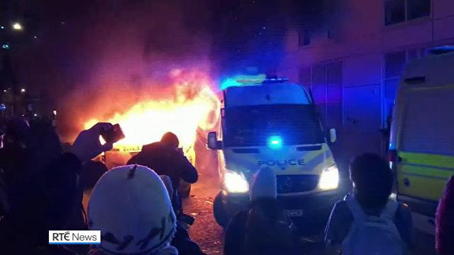 Ужасающее беззаконие в Британии: бунт в Бристоле вышел из-под контроля, полиция бессильна среди хаоса (Daily Mail, Великобритания)