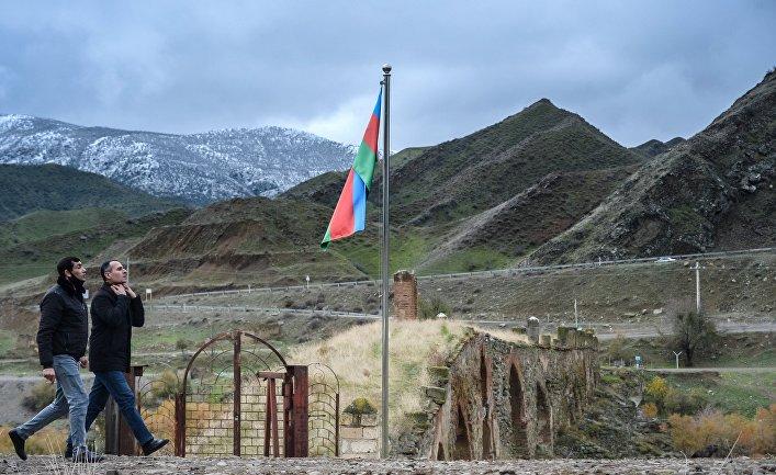 Джебраильский район Азербайджана