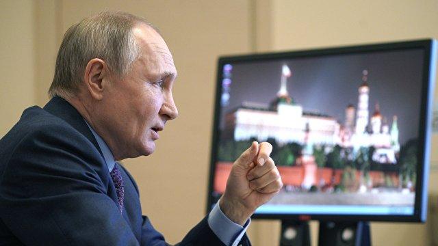 The New York Times (США): Путин, наконец, привился, хотя имел на это право уже давно