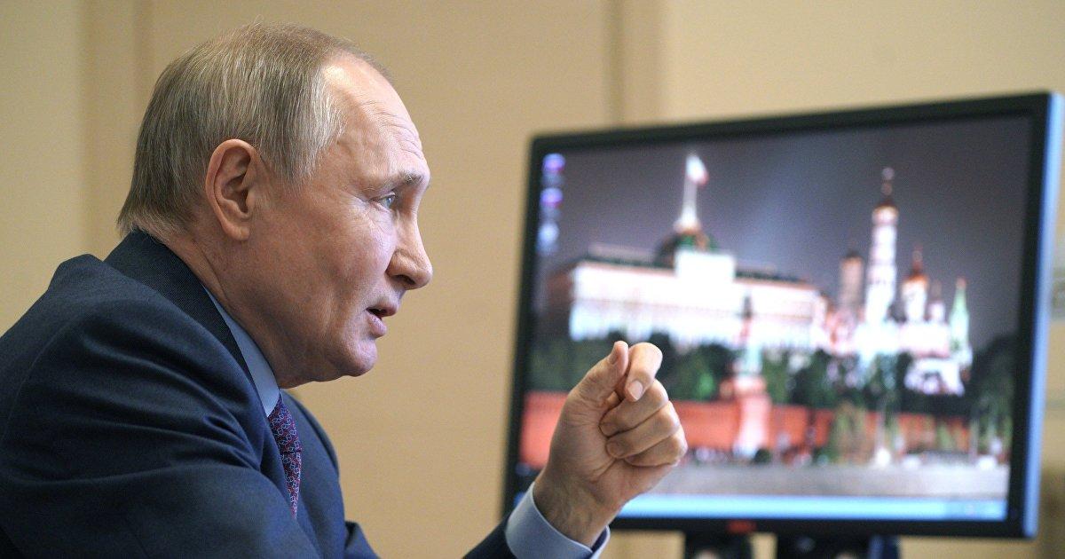 Daily Mail (Великобритания): Путин уходит на самоизоляцию в связи с заражением людей из его окружения (Daily Mail)