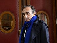Французский журналист Эрик Земмур