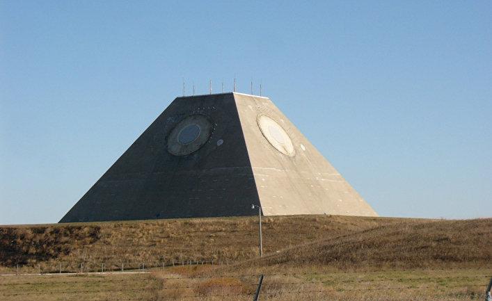 Радар Ракетной Позиции (MSR) программы Safeguard