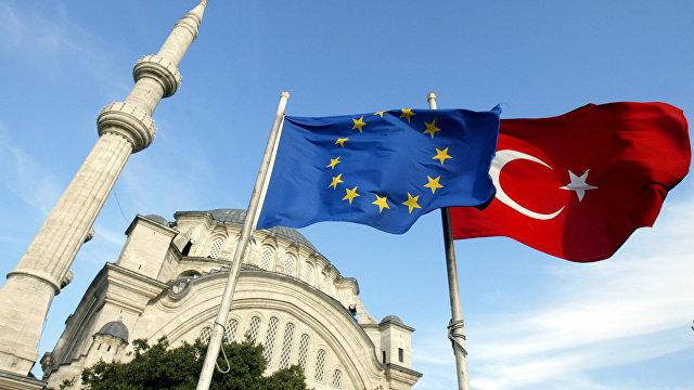 Anadolu (Турция): саммит лидеров ЕС и будущее отношений ЕС  Турция