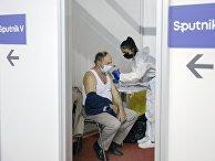 Вакцинация препаратом Sputnik V в Сербии