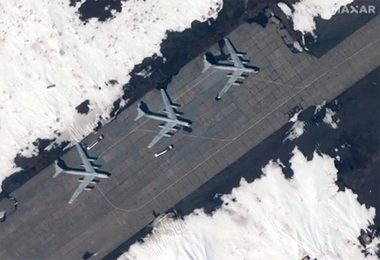 Наращивание российского военного присутствия в Арктике