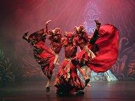 """Одноактный спектакль """"Весна священная"""" на музыку Игоря Стравинского на сцене """"Геликон-оперы"""""""