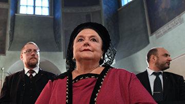 Глава Российского императорского дома Великая княгиня Мария Владимировна Романова