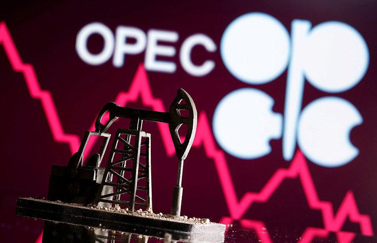 Логотип OPEC
