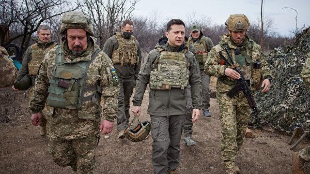 The Globe and Mail (Канада): Владимир Путин делает высокие ставки на Украине