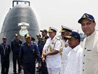 Подводная лодка К-152 «Нерпа», получившая в индийских ВМС название Chakra