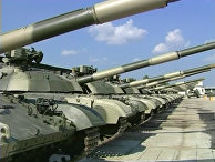 """Украинский танк Т-64-БМ """"Булат"""""""
