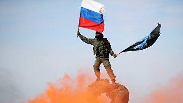 Полевые сборы военнослужащих Волгограда