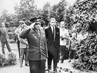 Юрий Гагарин в Финляндии