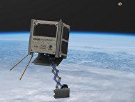 Первый в мире деревянный спутник изготовлен из финской березовой фанеры