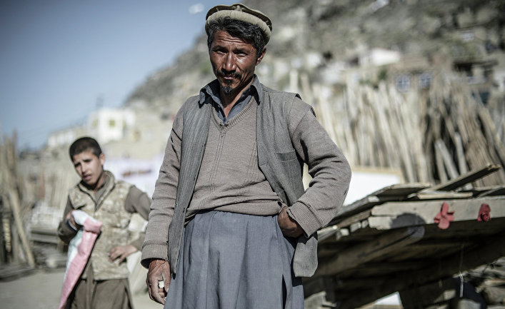 Жизнь в Кабуле