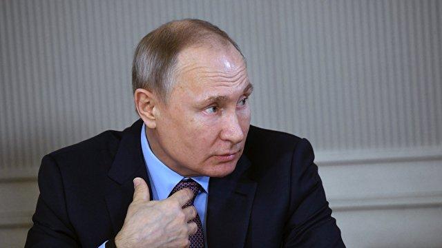 Путин ответил на предложение Зеленского: в Москве в любое время (Українська правда, Украина)