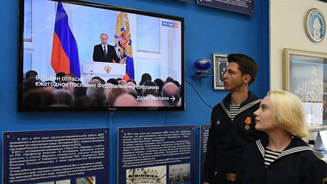 Краткое резюме послания Путина по Украине: ничего не произошло, потому что все уже произошло. Ничего не сказано  потому что все уже сделано (Цензор.Н