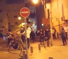 Уличная потасовка