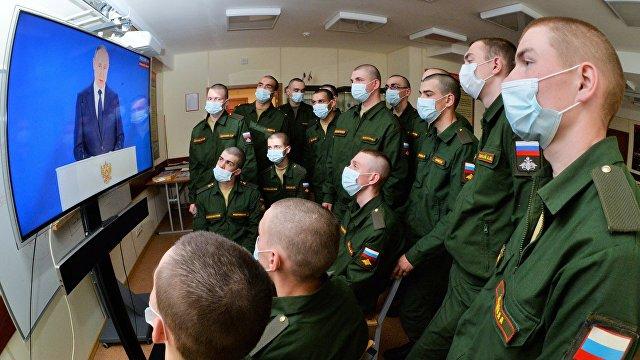 Bloomberg (США): стратегия Владимира Путина сосредоточена на нем самом