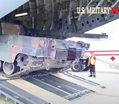 США доставили на Украину большое количество военного снаряжения