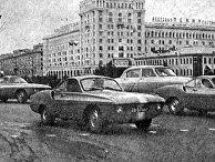 Автомобили серии КД / Спорт-900. Техника-Молодёжи, №9 за 1970 год