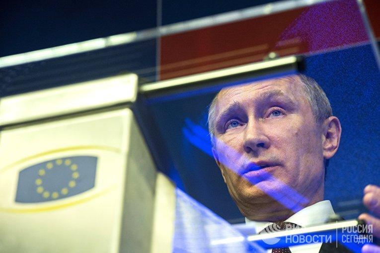 Встреча на высшем уровне Россия – Европейский союз в Брюсселе