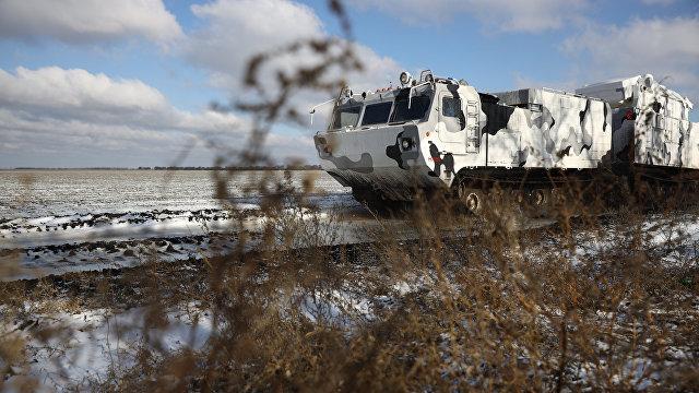 Yahoo News Japan (Япония): российский вездеход ДТ-30  мощная машина в эпоху глобального потепления