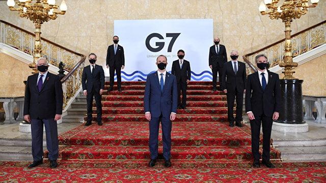 Der Spiegel (Германия): главы МИД G7 резко раскритиковали Россию и Китай