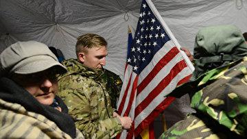 """Совместные военные учения США и Румынии в рамках операции """"Атлантическая решимость"""""""