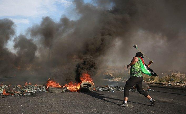Ситуация в Палестине в связи с обострением палестино-израильского конфликта