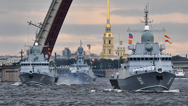 Пугающий факт: российский ВМФ и сегодня может помериться силами с Америкой и НАТО (The National Interest, США)