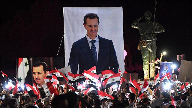 Фиктивные выборы Асада: ни сам он, ни его так называемые соперники не вышли к народу (Anadolu, Турция)