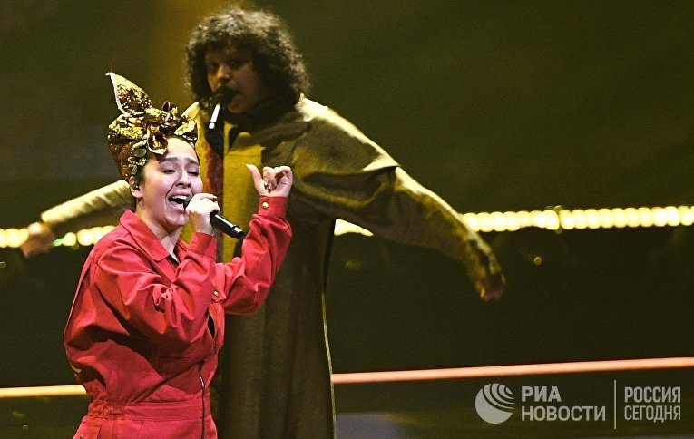 Репетиция финала конкурса Евровидение-2021