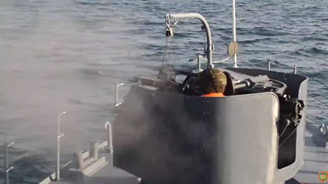 Haqqin.az (Азербайджан): боевые стрельбы азербайджанских кораблей