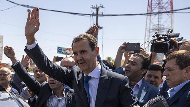 Al Modon (Ливан): поток делегаций в Сирию. Асад играет на противоречиях между союзниками