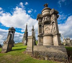 Некрополь Глазго, Шотландия